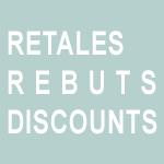 Retales discounts